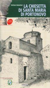 Stefania Sebastiani, la chiesetta di Santa Maria di Portonovo, copertina