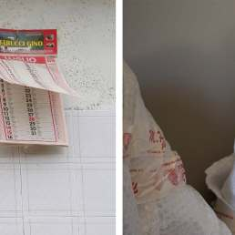 Petra Noordkamp Fragile Handle with Care installatie 1
