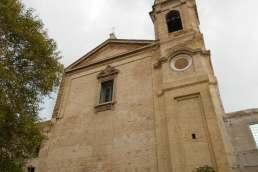 Ancona, San Gregorio Illuminatore già San Bartolomeo facciata