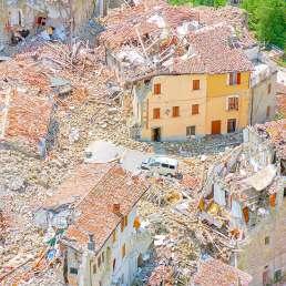 Olivo Barbieri site specific_MARCHE 17 (earthquake) Arquata del Tronto, Ascoli Piceno