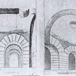 Archivio di Stato: ricostruzione della cisterna
