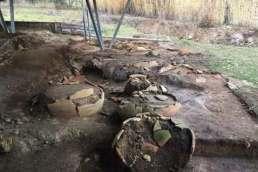 inaugurazione area archeologica Montetorto, Osimo - 11 aprile 2019
