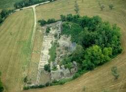 Urbs Salvia, teatro romano